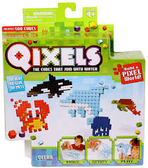 Amazon Com Duck Covers Ultimate - amazon com qixels theme refill pack ocean toys u0026 games gifts