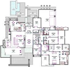 exles of floor plans unique luxury house plans home design 2017