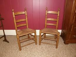Carolina Chair Com Pair Of North Carolina Chairs Gates Antiques Ltd Richmond Va
