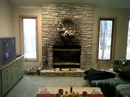 contemporary stone fireplace ideas and photos best house design