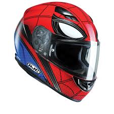 hjc motocross helmet hjc cs 15 spiderman homecoming motorcycle helmet full face