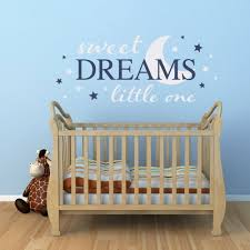 Baby Wall Decals For Nursery by Baby Boy Room Decor Stickers Techethe Com