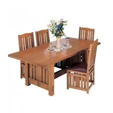 Stickley Dining Room Furniture Woodworker U0027s Journal Stickley Inspired Dining Table Plan Rockler