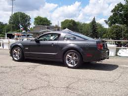 2010 Mustang Black Rims Picked Up A Set Of Reconditioned 2010 Oem 19