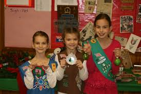 troop 2226 creates scout themed tree for festival of trees