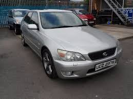 lexus is200 hatchback used lexus is 200 saloon 2 0 se 4dr in high wycombe
