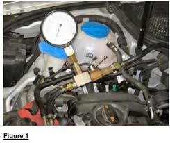 vw golf fuel rail too low low pressure fuel pressure