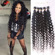 1 Gram Micro Loop Hair Extensions by Peruvian Loose Curly Micro Loop Remy Hair Extensions 100 Strands