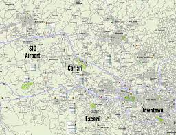 San Jose Airport Terminal Map by Costa Rica U0027s Airport Hotels Skip U0027em