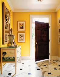 yellow paint color scheme 2017 interiors by color