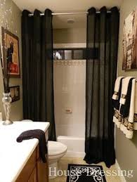 bathroom decorating ideas shower curtain 8 small but impactful bathroom upgrades to do this weekend