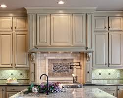 Neutral Colors For Kitchen Walls - crema marfil granite kitchen traditional with range hood range