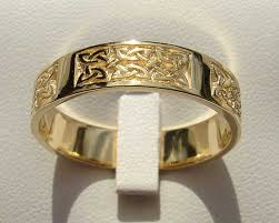 celtic gold rings images Scottish gold celtic wedding ring love2have in the uk jpg