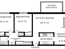 bedroom 54 2 bedroom apartments plan in modern 3 bedroom garage
