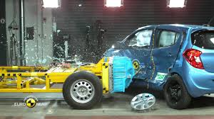 opel karl 2015 euro ncap crash test of opel karl 2015 youtube
