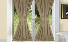 curtains after sleek solar shade blackout french door curtains