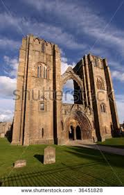 Elgin Cathedral in the north east of Scotland is a majestic ruin dating back to the