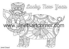 coloring janet u0027s art corner
