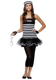 prisoner costumes for kids career costumes police costumes