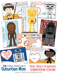 wars valentines day free printable wars valentines cards