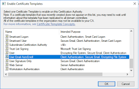 deploy a pki on windows server 2016 part 5 timothy gruber u0027s blog