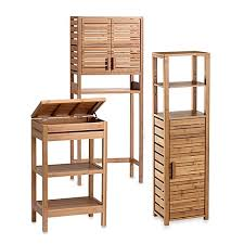 Bamboo Bathroom Furniture Bamboo Bath Furniture Bed Bath Beyond