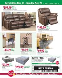 black friday recliner bj u0027s black friday ad scan how to shop for free with kathy spencer