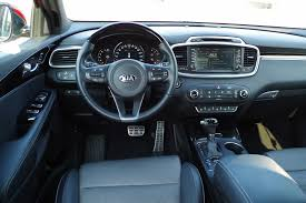 kia sportage 2016 interior review 2016 kia sorento sx canadian auto review