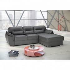 canapé d angle malaga canapé d angle malaga coloris noir atout mobilier