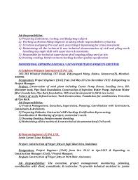 Sample Resume For Construction Manager Best University Essay Editing For Hire For Writing An