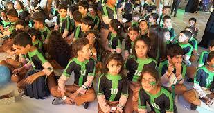 kids ben 10 mass participation record rainbow flavoured