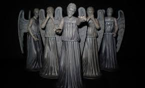 Angel Christmas Tree Decorations Make by Geekify Your Christmas Tree With This Dr Who U0027weeping Angel U0027 Tree