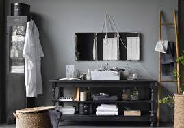 Deco Campagne Esprit Brocante Voici Les Plus Jolis Miroirs De Salle De Bains Elle Décoration