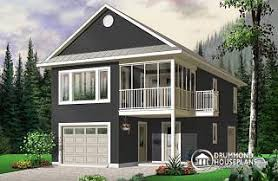 hillside garage plans garage plans with apartment from drummondhouseplans com