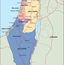 political map of israel israel political map order and israel political map