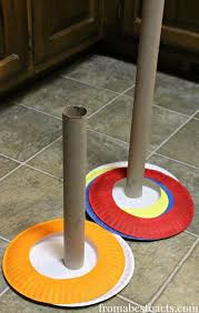 Backyard Olympic Games For Adults Circus Games For Kids Ring Toss Ring Toss Tossed And Gaming