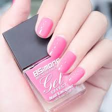 gel nail polish shiny led uv colors soak off long lasting gel top