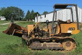 1975 case 450 dozer item i4136 sold september 11 constr