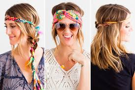 fashion headbands headband hacks 3 creative ways to style em up brit co