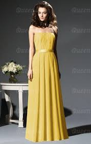 yellow wedding dress cheap yellow bridesmaid dress bnnad1187 bridesmaid uk