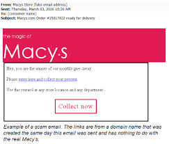 Order Gift Cards For Business Look Out For Fake Macy U0027s Delivery Message