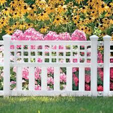 amazon com suncast gvf24 grand view fence outdoor