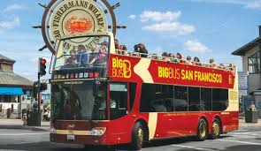 Hop On Hop Off Los Angeles Route Map by Hop On Hop Off San Francisco Tour Bay City Guide San Francisco