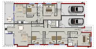 six bedroom house plans building plans six bedroom dual key house plan dual key home