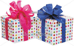 bows for presents stock photo presents with bows clipart image 59021003 presents