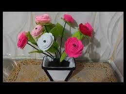 cara membuat origami bunga yang indah cara membuat bunga alamanda dari kain flanel youtube video