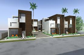 House Plans For View House Modern House Plans On Narrow Lot U2013 Modern House
