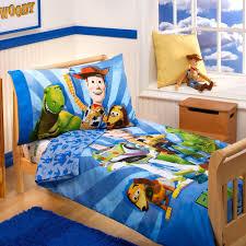 Bedroom Furniture Set Groupon Amazon Com Disney 4 Piece Toddler Bedding Set Buzz Woody And