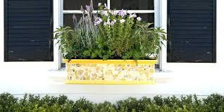 window planters indoor window planter window flower box construction us1 me