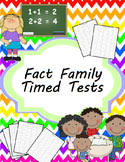 fact family timed test generator for add sub mult u0026 div tpt